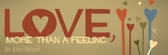 Love – More Than A Feeling