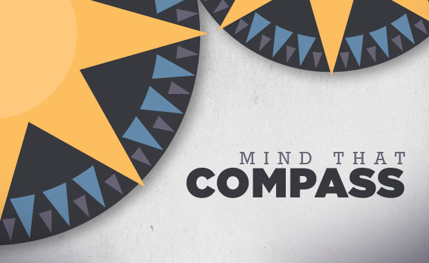 Mind That Compass – Ken Blount