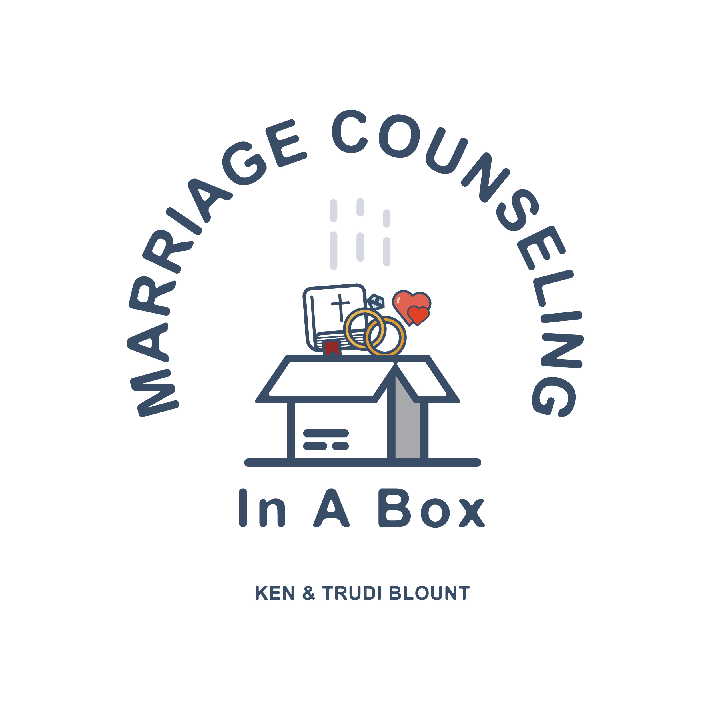 Marriage Counseling In A Box DOWNLOAD ONLY Ken Blount Ministries