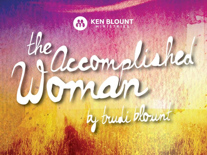 The Accomplished Woman – #01