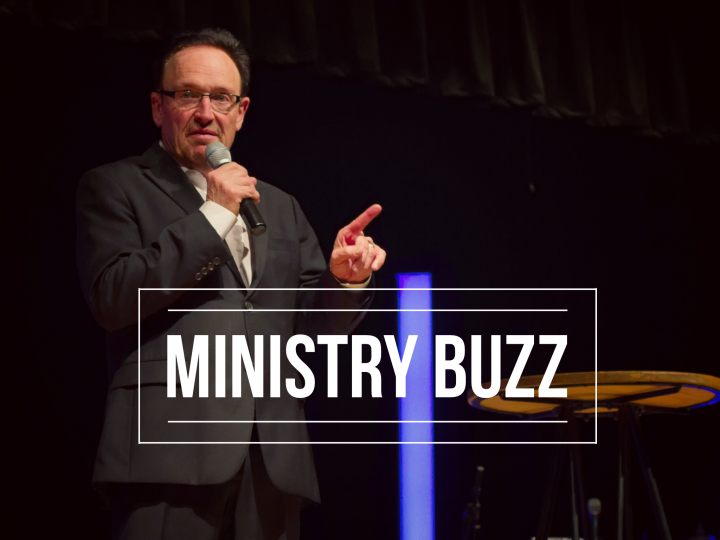 Ministry Buzz: Supernatural signs…
